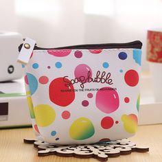 $1.36 (Buy here: https://alitems.com/g/1e8d114494ebda23ff8b16525dc3e8/?i=5&ulp=https%3A%2F%2Fwww.aliexpress.com%2Fitem%2FYOUYOU-MOUSE-High-Grade-Women-Coin-Purse-Bag-Fashion-Bubble-Coin-Packet-Woman-Simple-Zipper-Keys%2F32688161571.html ) YOUYOU MOUSE High Grade Women Coin Purse Bag Fashion  Bubble Coin Packet Woman Simple Zipper Keys Wallet PU Leather Card Holder for just $1.36
