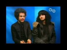 The Mars Volta - Viva Voz (pt.1) The Mars Volta, Omar Rodriguez Lopez, 1, Living Alone, Interview