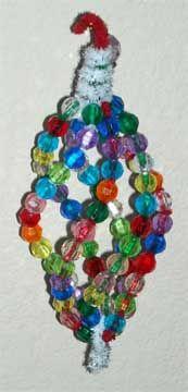 Acrylic Beads Ornaments