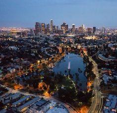 I love LA! We love it!