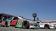 RACE RECAP (Aug. 25, 2012): Johnson, Earnhardt locked in Chase after Bristol. Read more: http://www.hendrickmotorsports.com/news/article/2012/08/25/Johnson-Earnhardt-locked-in-Chase-after-Bristol#.