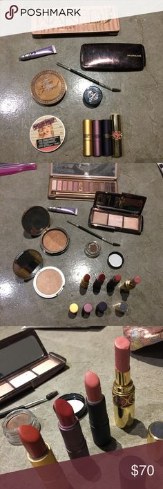 Makeup everything you see included Other
