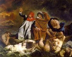 Interessante Maler: Eugène Delacroix: http://sammler.com/kunst/delacroix.htm