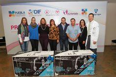 """DIF Estatal Puebla concluye programa """"Salud en tu vida"""""""