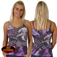 GHOST EAGLE Tank Top