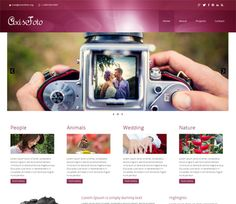 Mobile Website Templates Pinlookbook Style On Html Portfolio  Pinterest  Mobile
