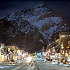 Banff, Alberta by Paul Zizka