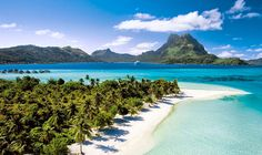 The 7 Most Exquisite Beaches in the World - Matira Beach