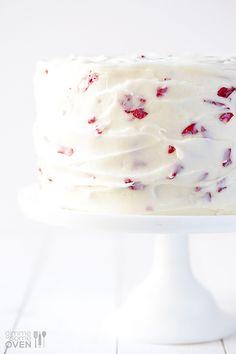 Rose cake ♥