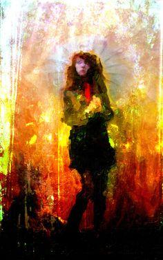 Prayers For Rain - Fine Art Print by mackillart on Etsy