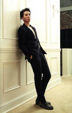WINNER Song Min Ho - Born in South Korea in 1993. #Fashion #Kpop