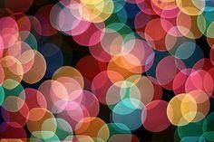 Colors Bokeh