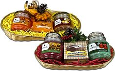 Mia Bellas Candles Gift Baskets