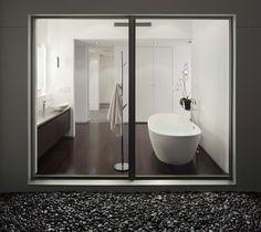 Lake House   Interior Bathroom [STRANG] Architecture