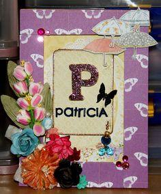 patricia frame by teoelain, via Flickr