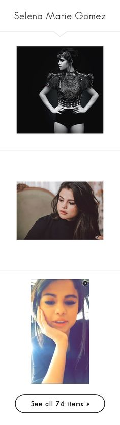 """Selena Marie Gomez"" by phoenix1996 ❤ liked on Polyvore featuring selena gomez, selena, my anon, people, pictures, faces, my sweet babygirl, selena gomez., baby and instagram"