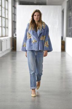 Saks Potts Copenhagen Spring 2017 Fashion Show