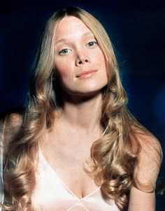 Sissy Spacek in character for the movie Carrie