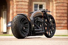 Production-R Moto par Thunder Bike