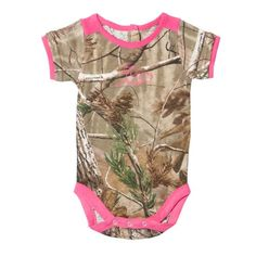Baby Girl Camo Clothes Loving This Carhartt Dark Brown Tree Camo Shortalls  Toddler On