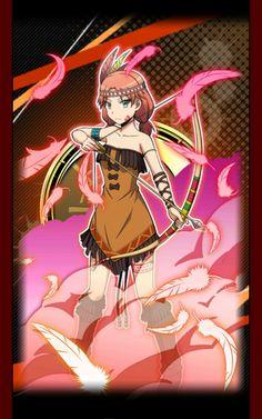 Assassination Classroom   Ansatsu Kyoushitsu   Game Cards   Hayami Rinka