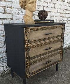 This mid-century masterpieces comes from our dealer this weeks trendsetter Stacey Christensen. She enjoys pushing the design curve and does it so well.