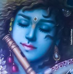 Image may contain: 1 person Shree Krishna Wallpapers, Radha Krishna Wallpaper, Radha Krishna Pictures, Lord Krishna Images, Little Krishna, Cute Krishna, Radha Krishna Love, Krishna Drawing, Krishna Painting