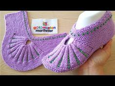 iki şiş çeyizlik boncuklu dikişsiz patik yapımı - YouTube Crochet Bikini, Crochet Top, Knitting Videos, Lace Knitting, Bikinis, Swimwear, Diy And Crafts, Women, Fashion