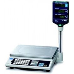 Buy CASAP1-15 Interface Scale with VFD Display on Pole 15Kg x 5g at CHEAP prices. QuickPOS is best POS Equipment seller in Australia..!  http://www.quickpos.com.au/interface-scale-cas-ap115