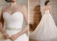 Mori Lee 3183 from the Julietta collection