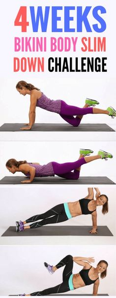 The summer holiday is coming, and I'm sure most of you would either want to slim down, ready for summer vacation or to hit the beach in your bikini. To get you ready, I want you to do this workout …