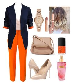 """""""CEO"""" by twiceyourworth on Polyvore featuring STELLA McCARTNEY, Chanel, Massimo Matteo, Tom Ford, Burberry, Dolce Vita, NARS Cosmetics and Victoria's Secret"""
