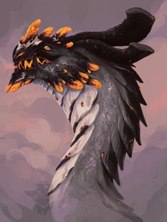 Agate by *Pythosblaze   join us http://pinterest.com/koztar/cg-monsters-creatures/
