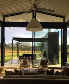 "41 Likes, 2 Comments - studio john irving architects (@studio_john_irving_architects) on Instagram: ""Good morning. 7am phone pic. Members cottage at Tara Iti golf club near Mangawhai. Always a kick…"""