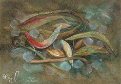 Detritus Series 3 Watercolour