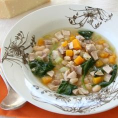 ... on Pinterest | Food Network, Homemade Chicken Soup and Turkey Soup