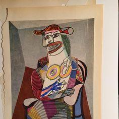 Picasso Mania, Grand Palais, Paris.
