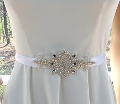 Dress decoration satin dress belt rhinestone accessories jeweled ribbon sash women's belt with rhinestone >>> Read more at the image link.