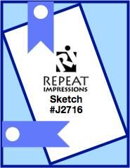 WHAT IF? Wednesday ~ Sketch Challenge J2716 – The House That Stamps Built