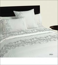 linge de lit brodé Linge de lit percale motif léopard brodé | Decor ideas | Pinterest  linge de lit brodé