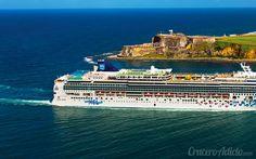 Las escalas de Cruceros en Puerto Rico comienzan a regresar a la normalidad tras el paso y destrucción dejadas por el huracán Maria. Estos son los barcos y fechas.