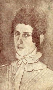 Trinidad Ricaurte y Nariño de Marroquí. Las mujeres en la independencia de Colombia | banrepcultural.org