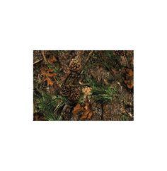 Wildlife Mixed Pine Novelty Outdoor Area Rug