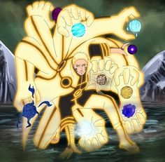 Man naruto has changed violent mele battles in which people fight for there lives using brains not braughn to gods trowing orbs