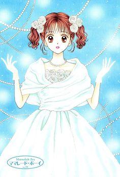 porque esta imagen sale en el manga, no se muestra como se casan y luego en la secuela nos enteramos de que no estan casados ^^?