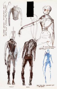 Welcome to District 12: Kurt and Bart Go In Depth With Cinna's Sketchbook