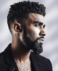 Stylish Fade Haircuts for Black Men