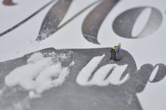 World Pastry Cup 2013 on Typography Served