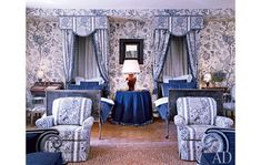 Hydrangea Hill Cottage: Suite Dreams in Shades of Blue