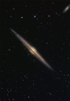 NGC 4565 The World of Tomorrow NGC 4565 and 4562 in Coma Berenices